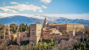 Andalusien Fahrradtour 2020